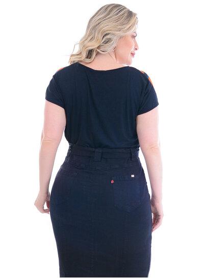Blusa Plus Size Toranja