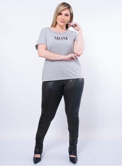 T-shirt Plus Size Mom
