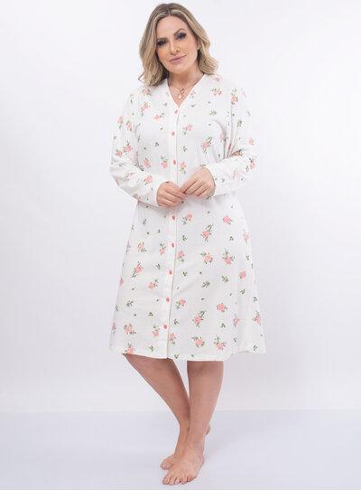 Camisola Plus Size Estampada