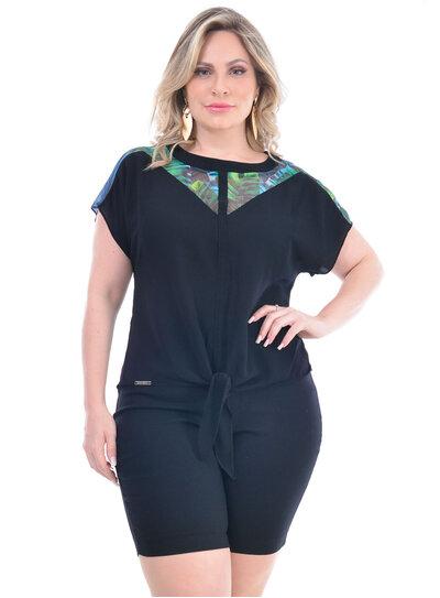 Blusa Plus Size Chloe