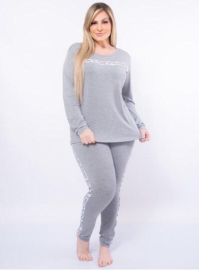 Pijama Plus Size Dreams Come True