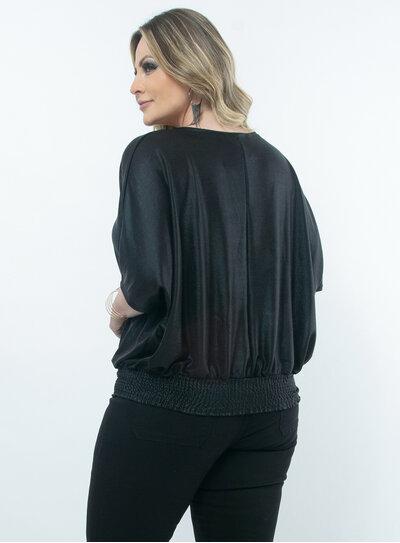 Blusa Plus Size Cirrê