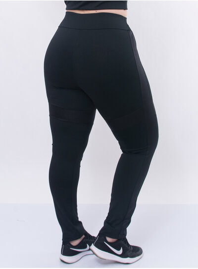 Legging Plus Size Detalhe