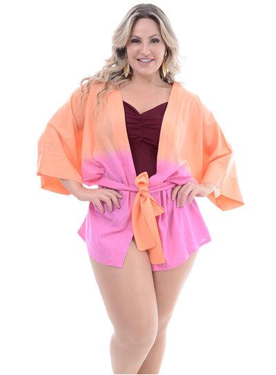 Kimono Plus Size Mara