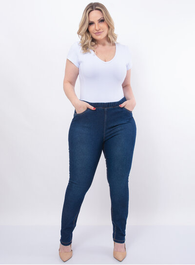 Jegging Plus Size