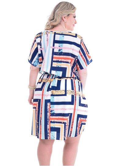 Vestido Plus Size Ramona