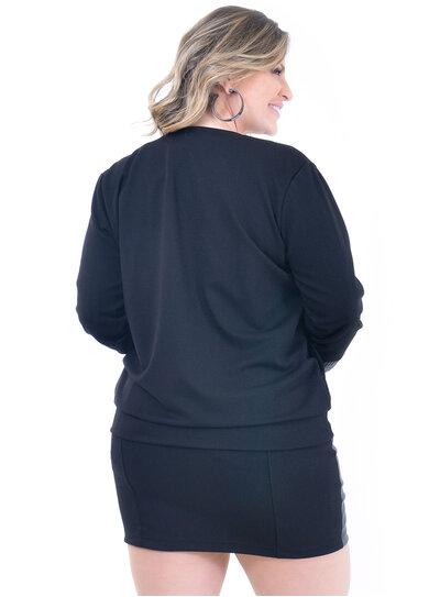 Jaqueta Plus Size Jessica
