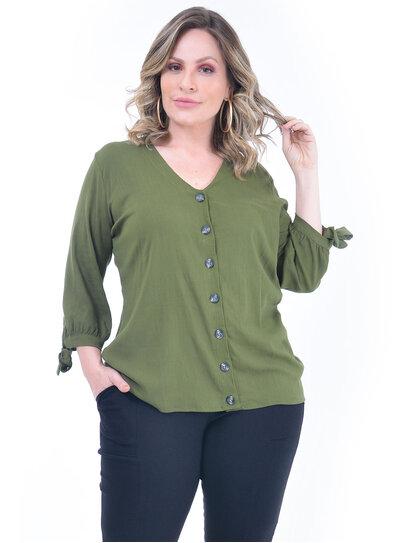 Blusa Plus Size Isadora