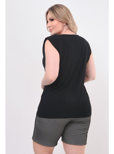 T-Shirt Plus Size Muscle Tee