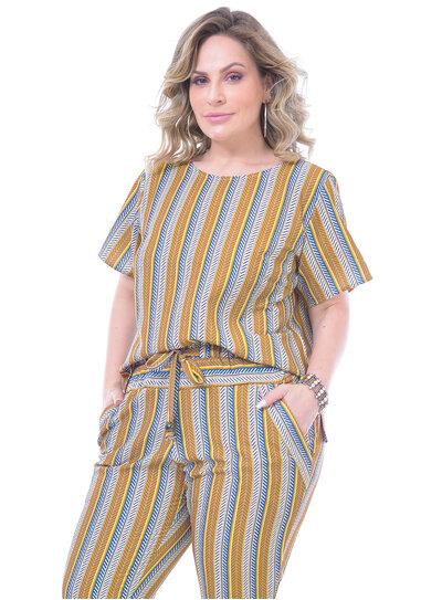 Blusa Plus Size Isabel