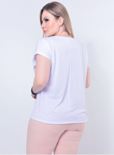 T-Shirt Plus Size Minnie