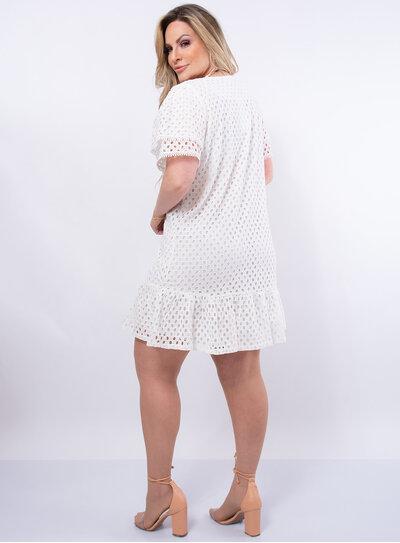 Vestido Plus Size Laise Amplo