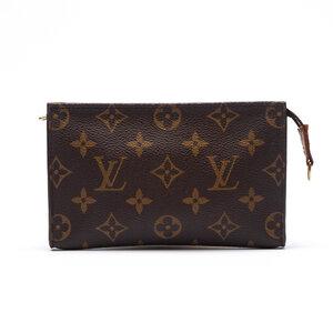 Necessaire Louis Vuitton em Couro Monograma