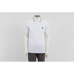 T-Shirt polo Gucci em branco