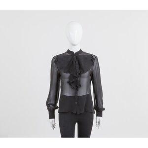 Camisa Valentino preta