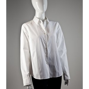 Camisa Agnês B branca