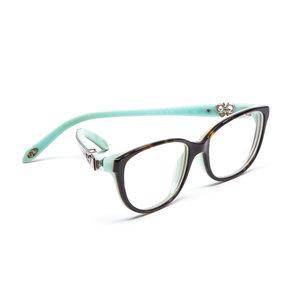 Óculos Tiffany & Co para Lentes De Grau / Turquesa