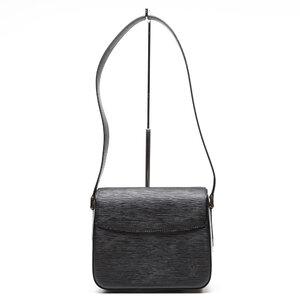 Bolsa Louis Vuitton Couro Epi Preta