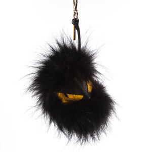 Monster Fendi Preto com Amarelo