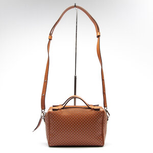 Bolsa Tod'S Don Bauletto Mini Gommini Caramelo