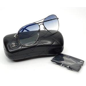 Óculos Chanel Acetato Azul