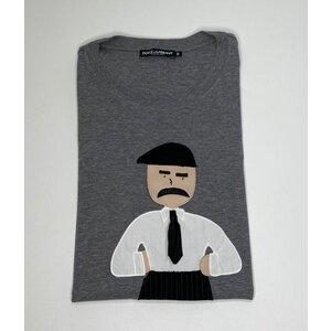 T-Shirt Dolce & Gabbana Cotton Cinza