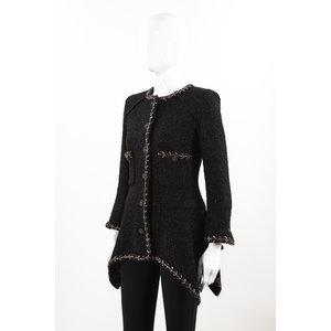 Blazer Chanel Tweed Preto