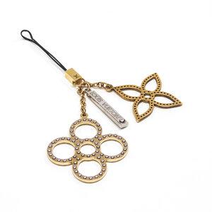 Chaveiro Louis Vuitton Dourado