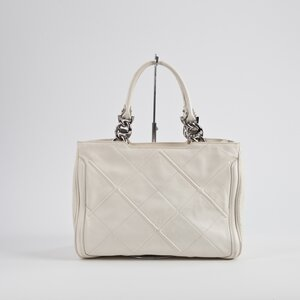 Bolsa Salvatore Ferragamo Off White