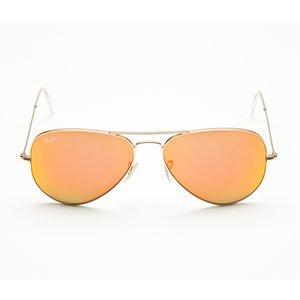 Óculos Ray Ban laranja