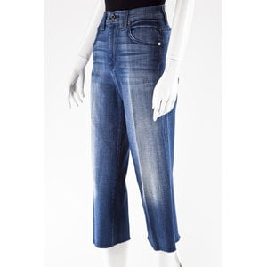 Jeans Curto For All Mankind 7 Jeans Claro