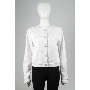 Jaqueta J.Brand em Jeans Branco