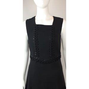 Vestido Givenchy Crepe Preto