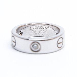 Anel Cartier Love Com Diamantes
