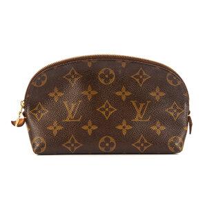 Necessaire Louis Vuitton em Couro,Monograma