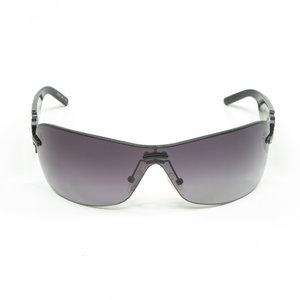 Óculos Ed Hardy preto com strass