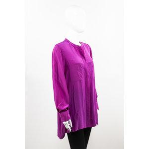 Camisa Vince Seda Pink