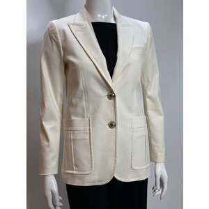 Blazer Gucci Cotton Off White