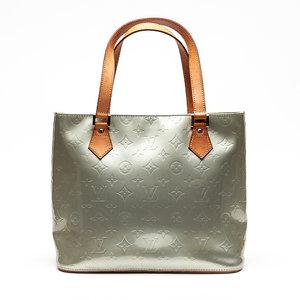 Bolsa Louis Vuitton Verniz Perolada