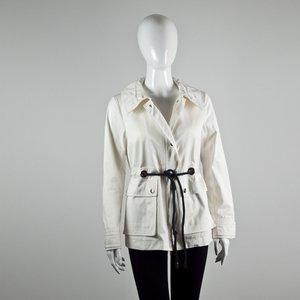 Trench Coat Carolina Herrera off white