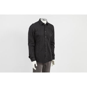 Camisa Gucci em Cotton Preta