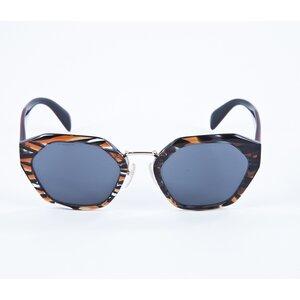 Óculos Prada Marrom