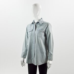 Camisa Gucci jeans