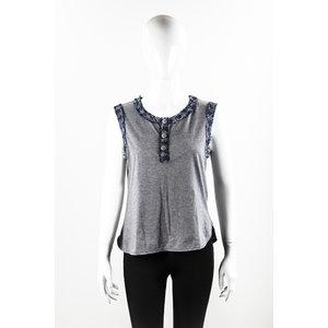 T-Shirt Chanel Cotton Cinza