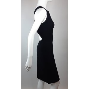 Vestido Alaia Strech Preto