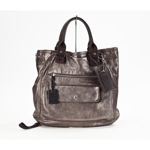 Bolsa Chloé Leather bronze