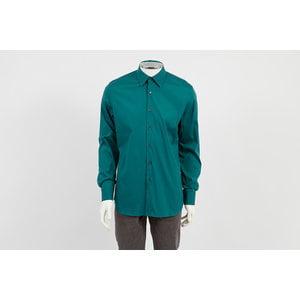Camisa Prada em Cotton Verde