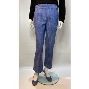Calça NK em jeans azul