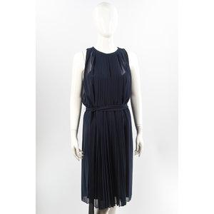 Vestido Diane Von Furstenberg Azul Marinho