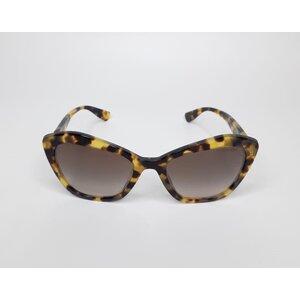 Óculos Miu Miu Havana em Acetato com armação em Tartaruga